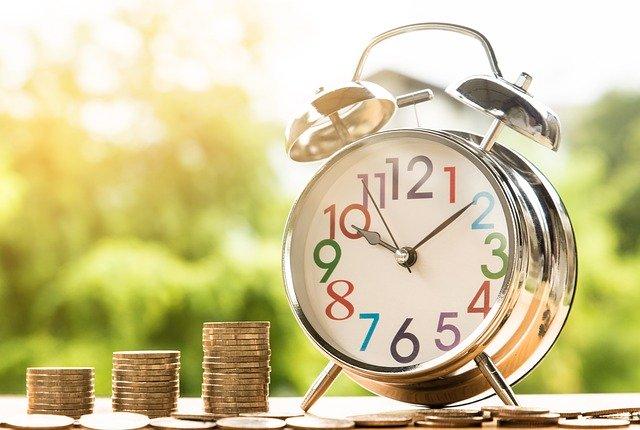 čas jsou penízky